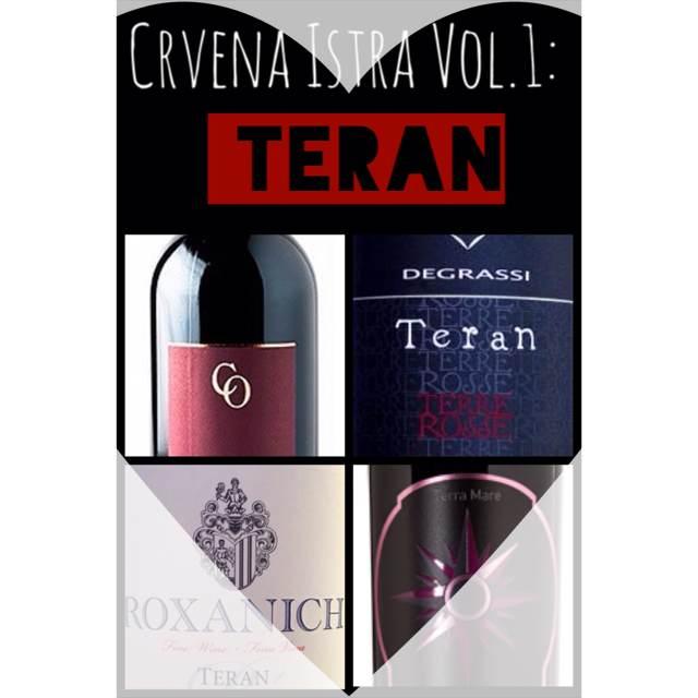Crvena Istra Vol.1: TERAN