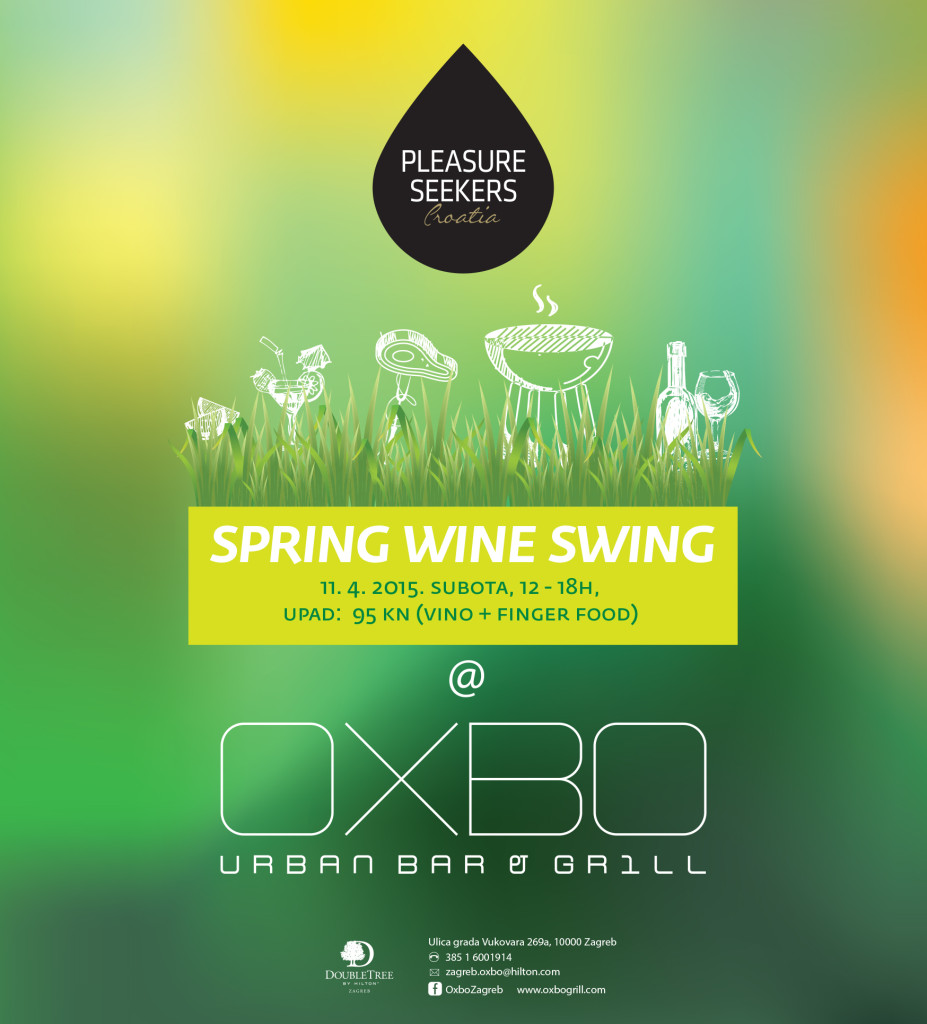 Spring Wine Swing